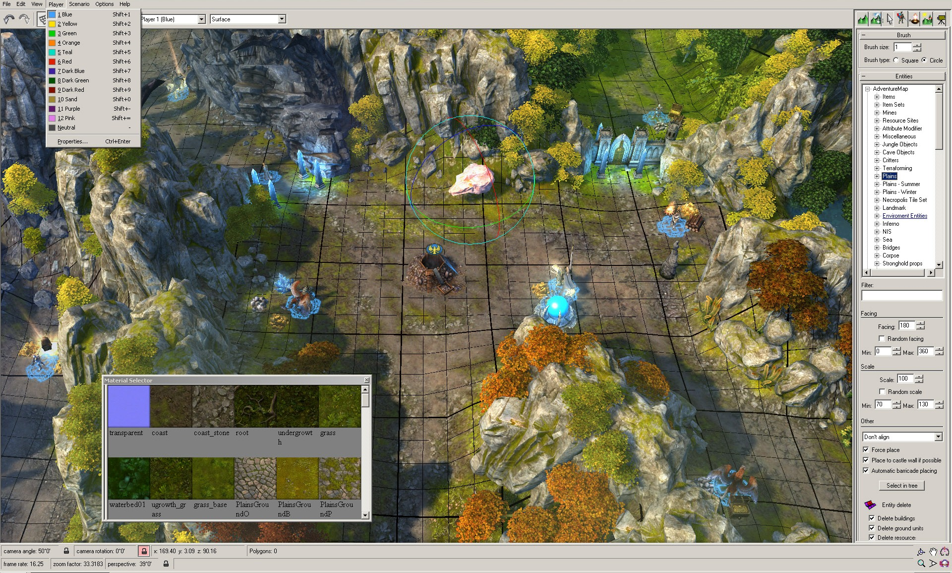 The screenshot of the day updated 172 forums map editor interface gumiabroncs Image collections