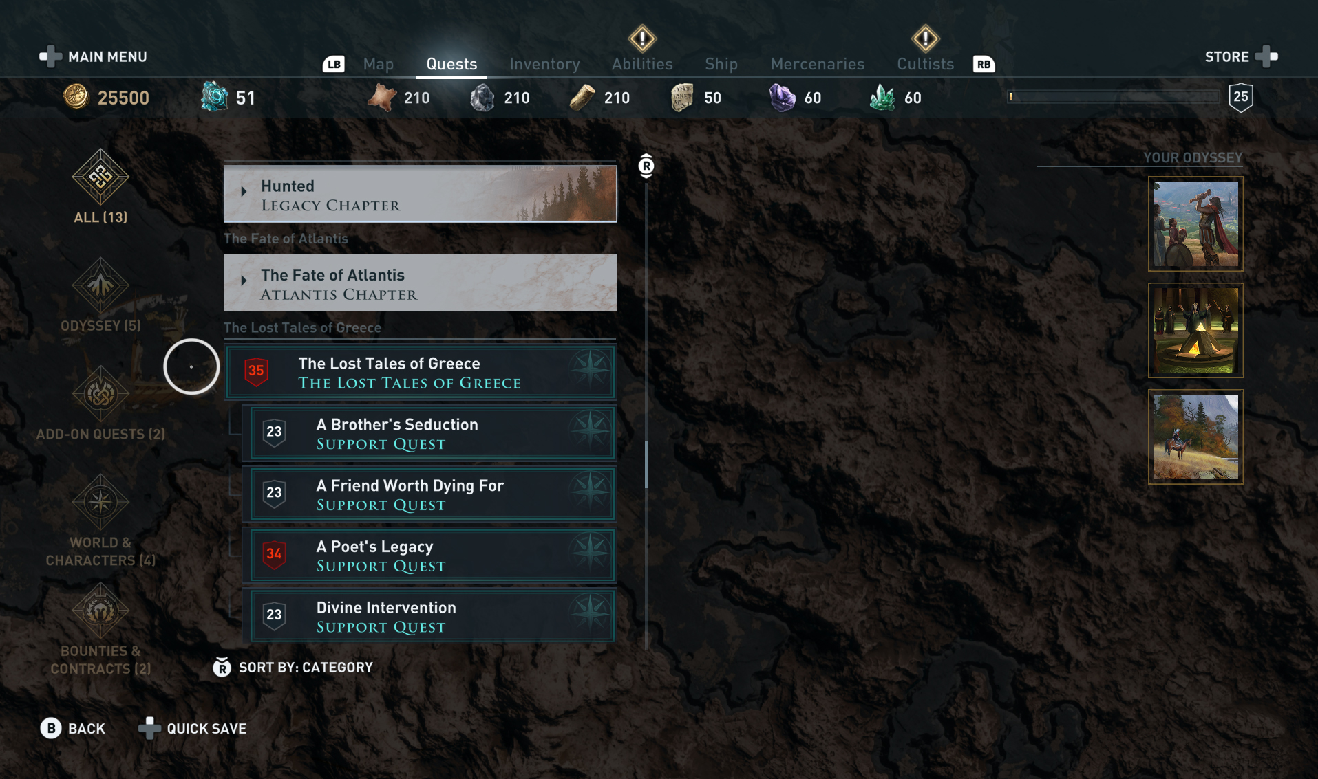 Assassins creed odyssey legacy of the first blade crackwatch